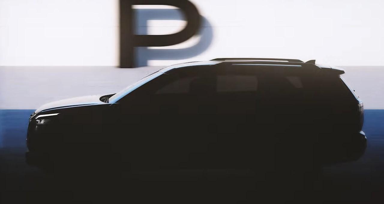 2021 - [Nissan] Pathfinder V Pathfi10