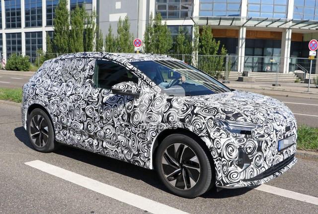 2020 - [Audi] Q4 E-Tron Photo-11