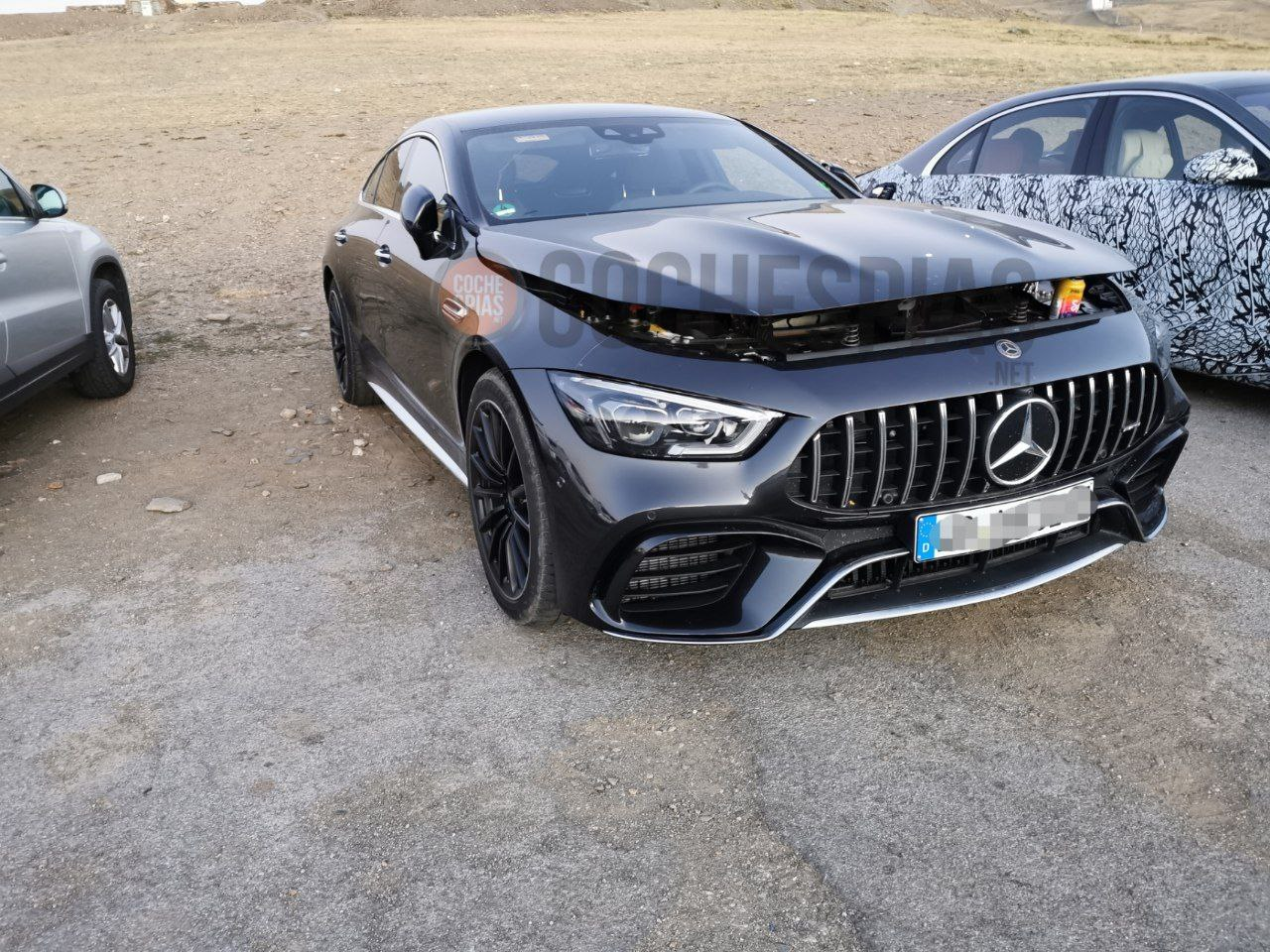 2017 - [Mercedes-AMG] GT4 - Page 7 Photo527