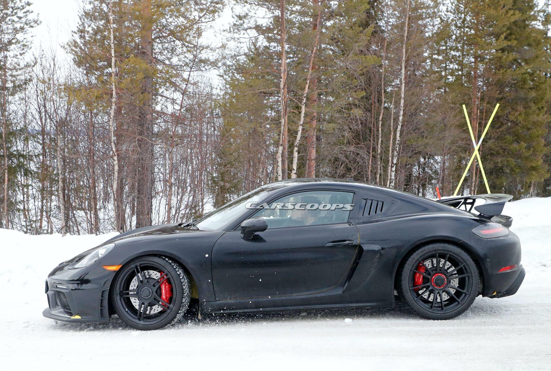 2016 - [Porsche] 718 Boxster & 718 Cayman [982] - Page 8 Porsch29