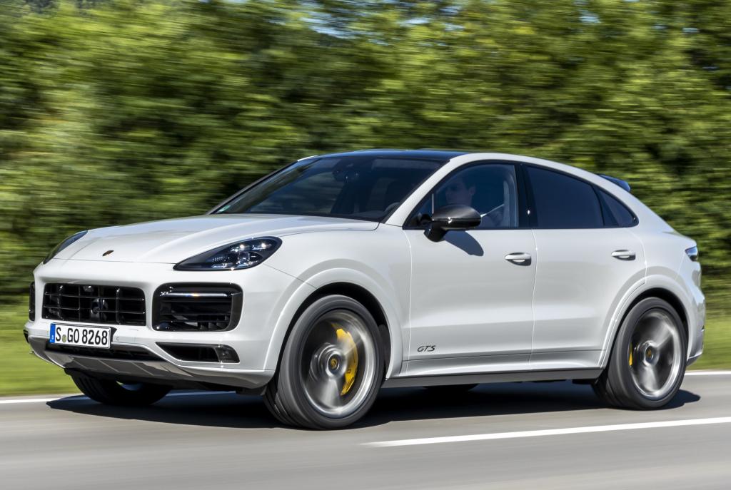 2019 [Porsche] Cayenne coupé - Page 6 Porsch72