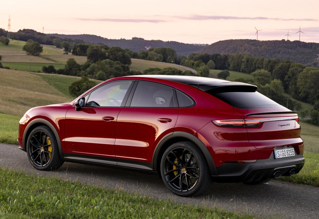 2019 [Porsche] Cayenne coupé - Page 6 Porsch76