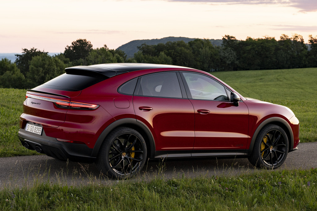 2019 [Porsche] Cayenne coupé - Page 6 Porsch78
