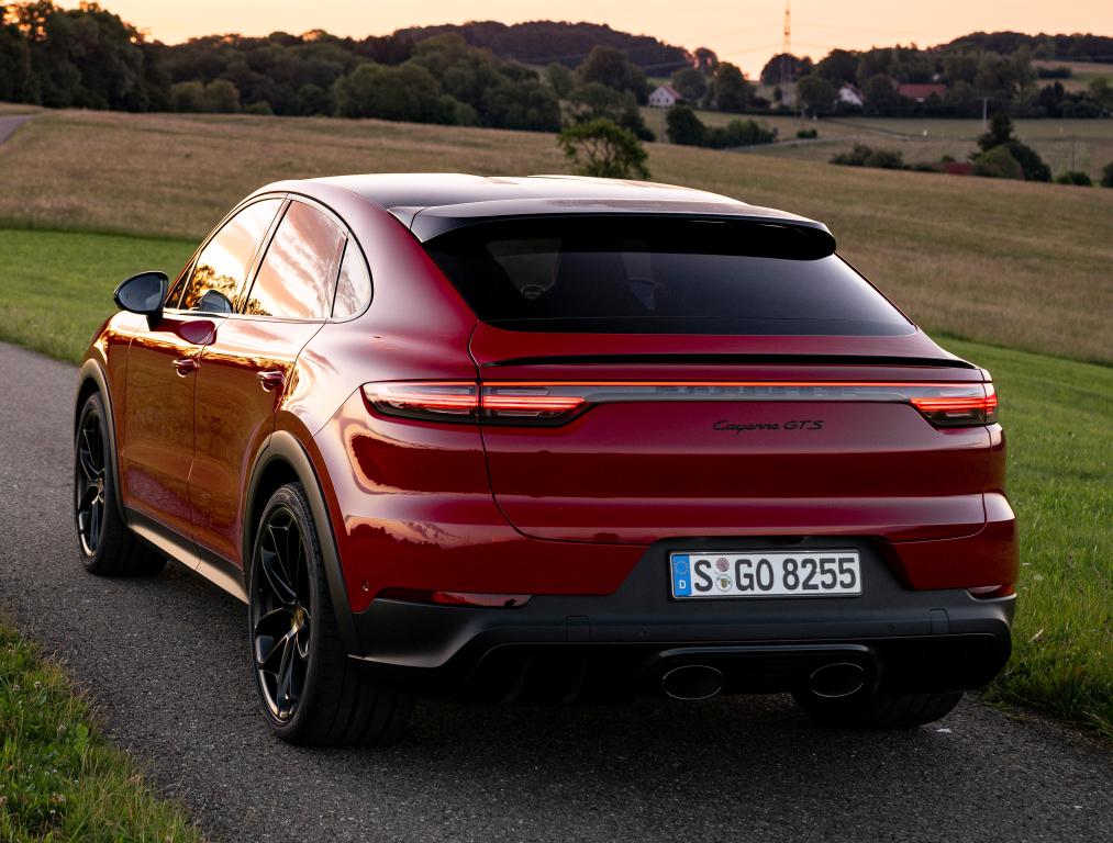 2019 [Porsche] Cayenne coupé - Page 6 Porsch79