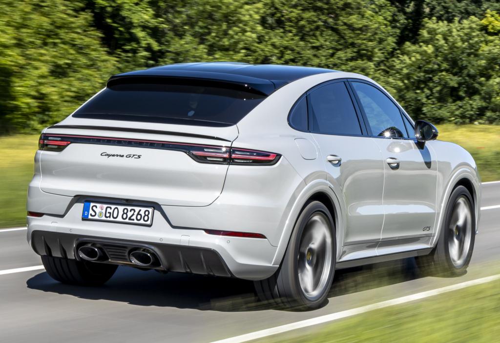 2019 [Porsche] Cayenne coupé - Page 6 Porsch81