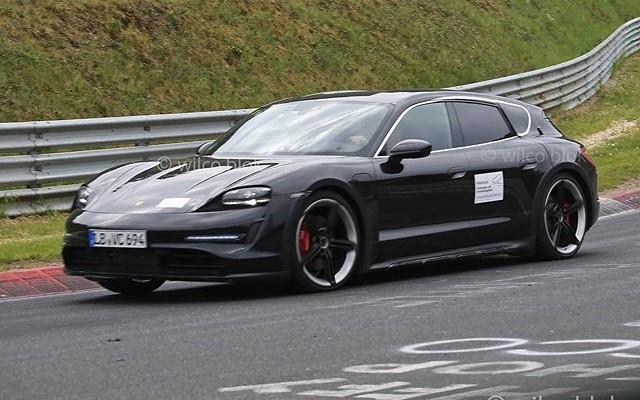 2020 - [Porsche] Taycan Sport Turismo - Page 2 Pr10