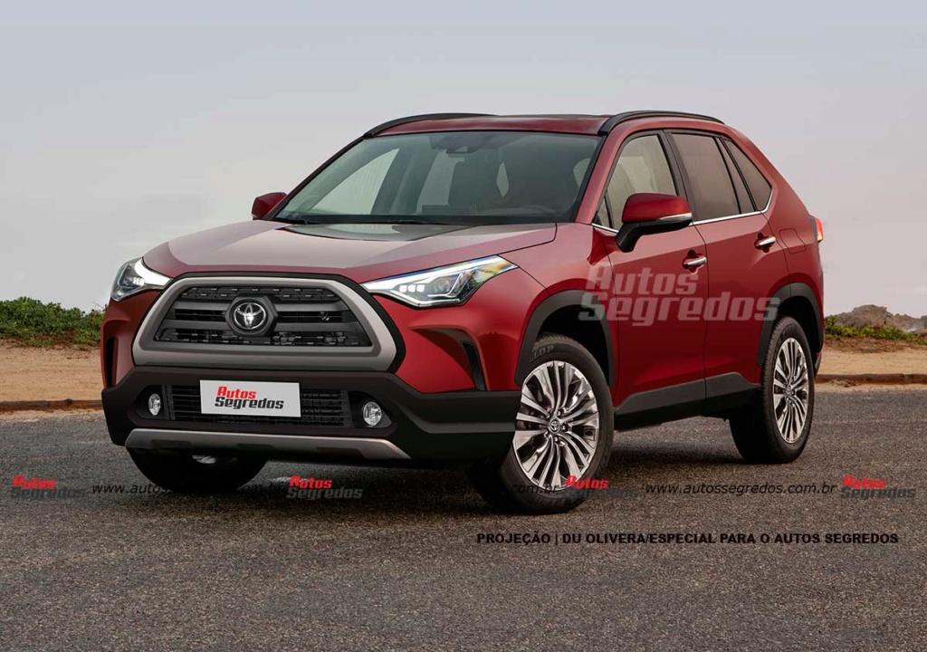 2021 - [Toyota] Corolla Cross - Page 3 Projec11