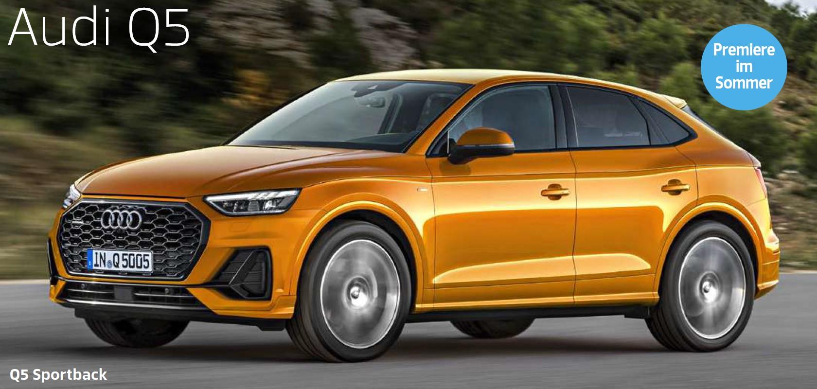2020 - [Audi] Q5 Sportback - Page 6 Q510