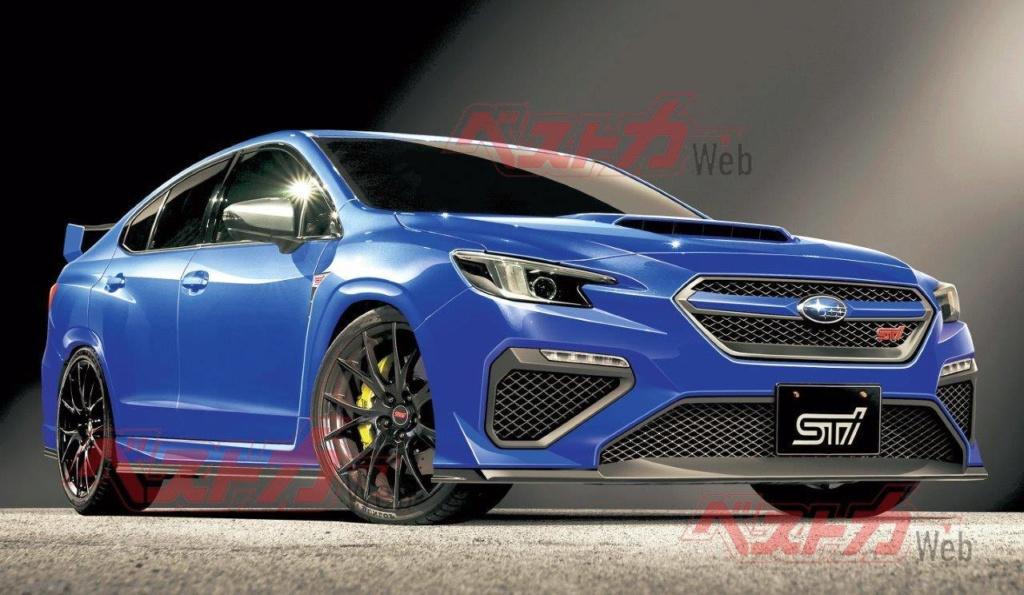 2022 - [Subaru] WRX / WRX STi Recrea10