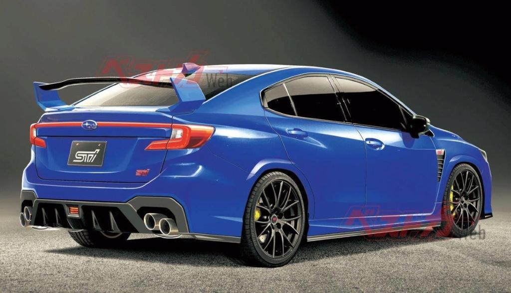 2022 - [Subaru] WRX / WRX STi Recrea11