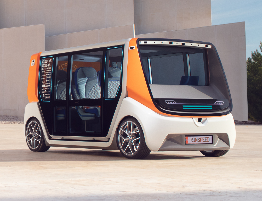 2020 - [Rinspeed] MetroSnap Concept Rinspe11