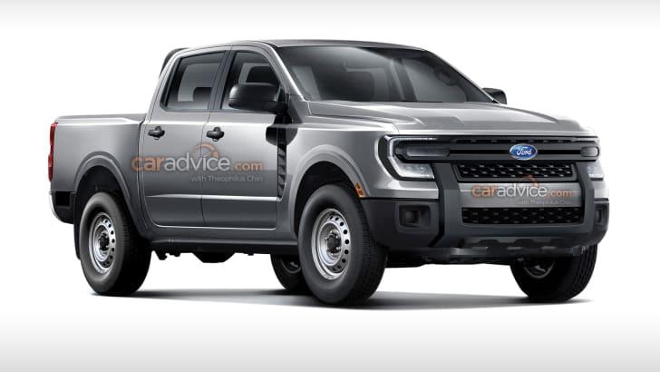 2021 - [Ford] Ranger S4vgvf10
