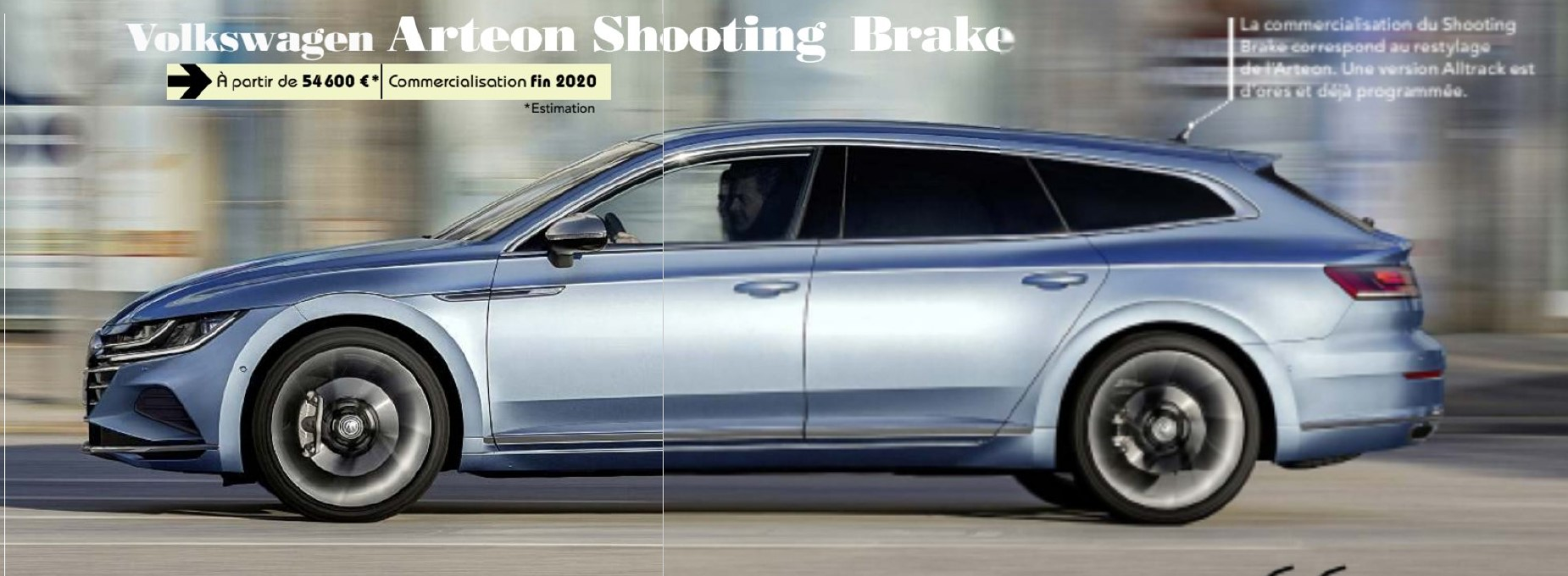 2019 - [Volkswagen] Arteon Shooting Brake - Page 3 Sb10