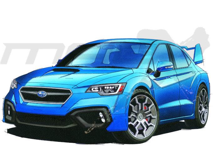 2022 - [Subaru] WRX / WRX STi Scoop110