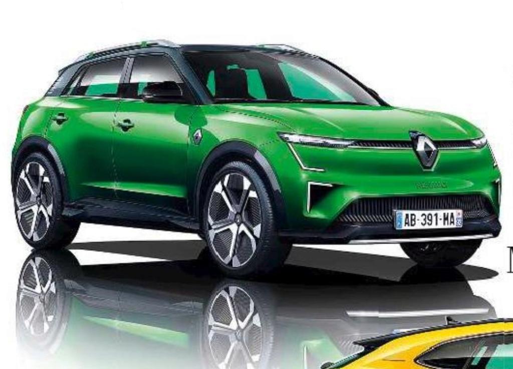 2022 - [Renault] SUV Compact EV [HCC] - Page 3 Screen14