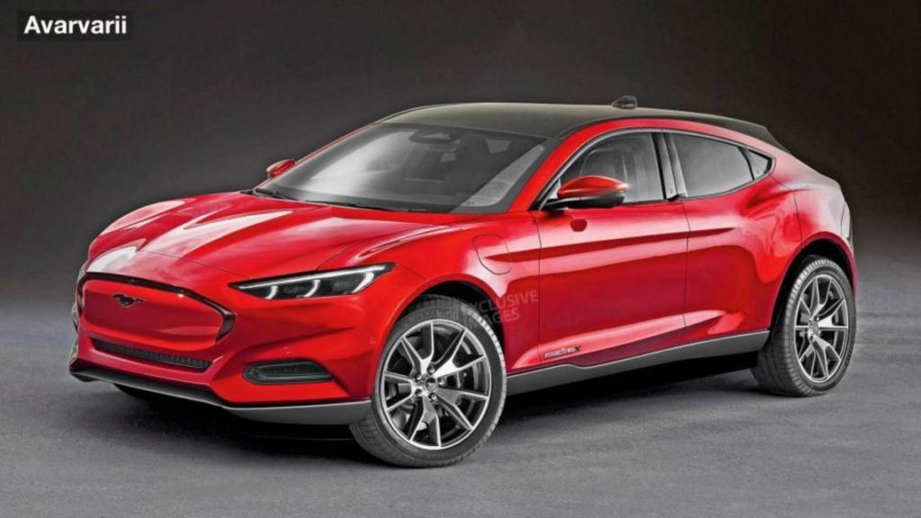 2022 - [Ford] SUV EV Se-vie10