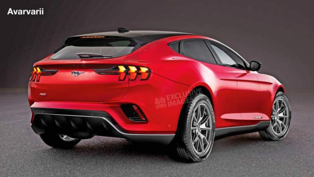 2022 - [Ford] SUV EV Se-vie11