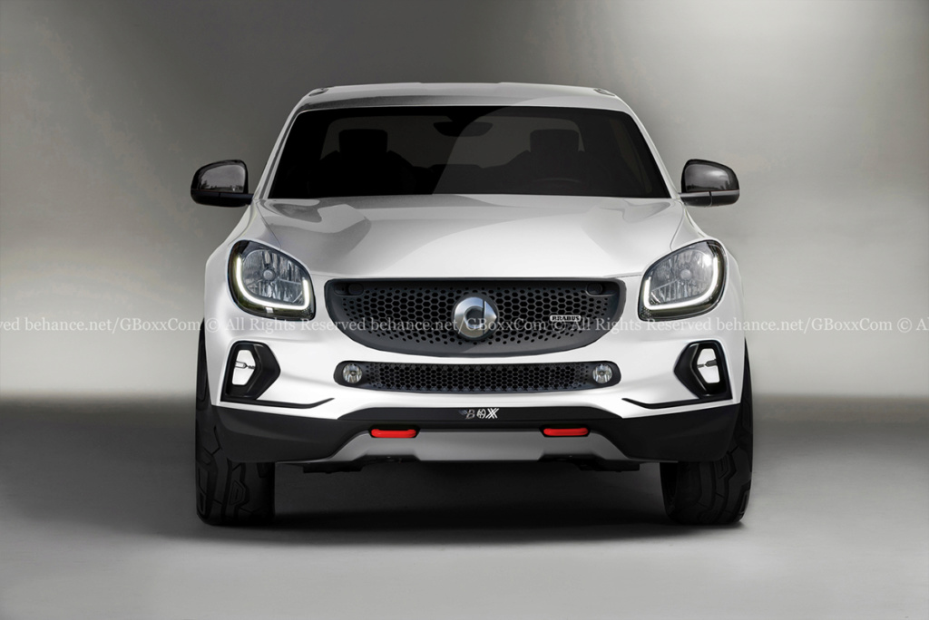 2021 - [Smart] ForFour 4x4 - Page 4 Smart-11