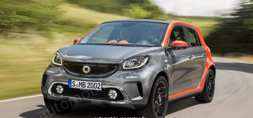 2021 - [Smart] ForFour 4x4 - Page 4 Smart-12