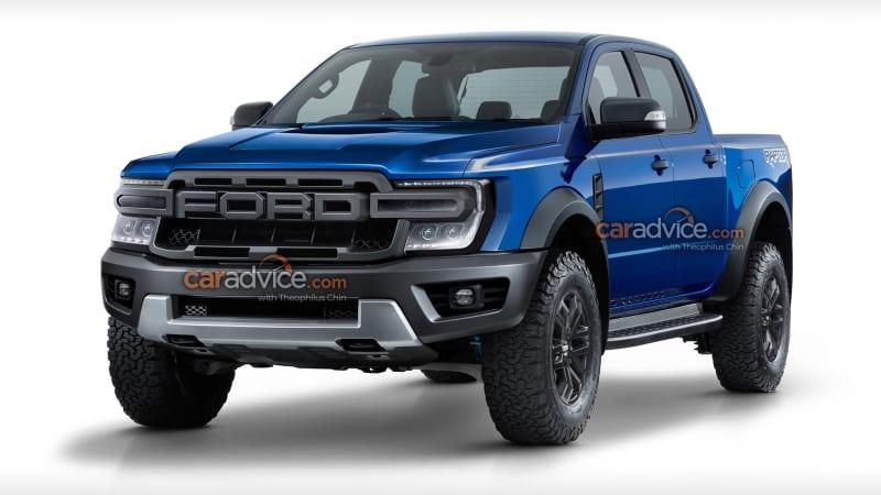 2021 - [Ford] Ranger Snu6o310
