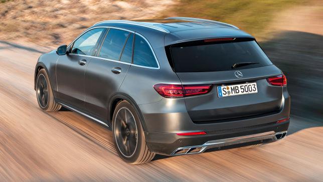 2021 - [Mercedes-Benz] GLC II So-kom11