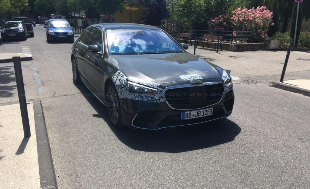 2020 - [Mercedes-Benz] Classe S - Page 16 Spysho10
