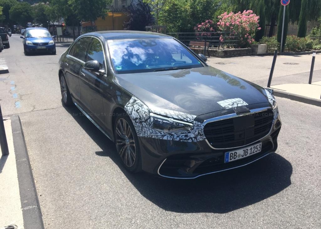 2020 - [Mercedes-Benz] Classe S - Page 16 Spysho11