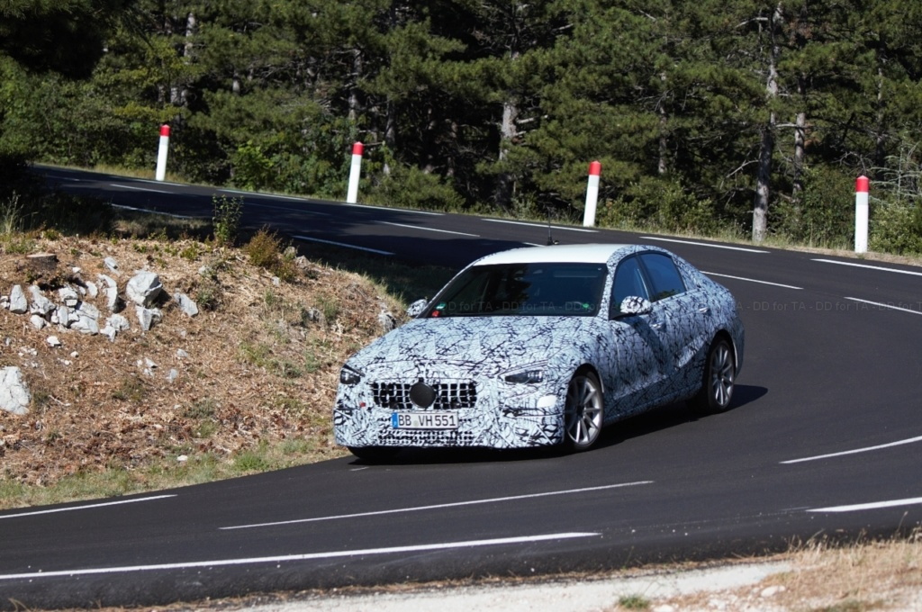 2020 - [Mercedes-Benz] Classe C [W206] - Page 5 Spysho22