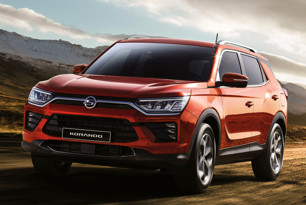 2019 - [Ssangyong] Korando IV [C300] - Page 3 Ssangy13