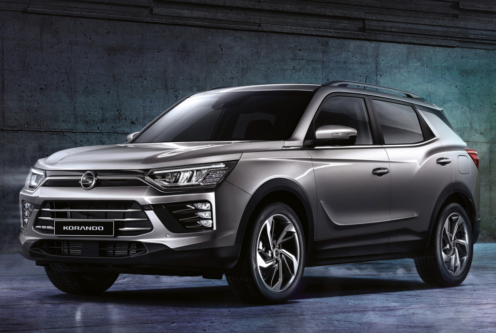 2019 - [Ssangyong] Korando IV [C300] - Page 3 Ssangy14