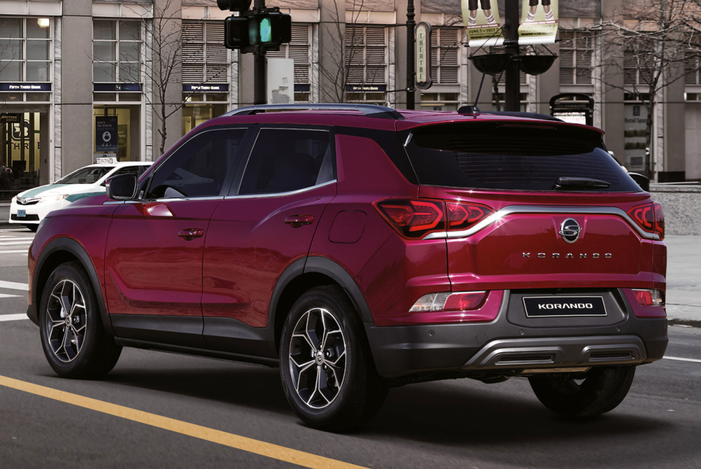 2019 - [Ssangyong] Korando IV [C300] - Page 3 Ssangy18