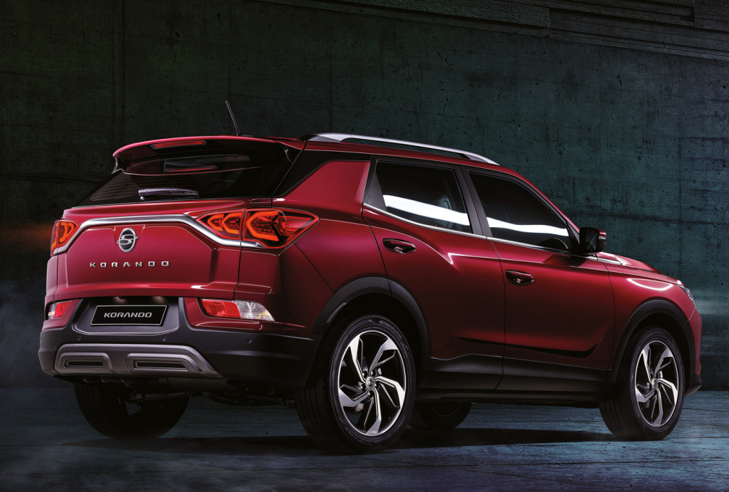 2019 - [Ssangyong] Korando IV [C300] - Page 3 Ssangy19