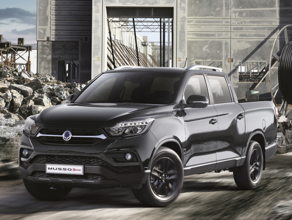 2017 - [SsangYong] G4 Rexton - Page 3 Ssangy24