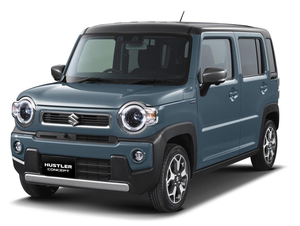 2014 - [Mazda/Suzuki] Flair Crossover / Hustler - Page 2 Suzuki10