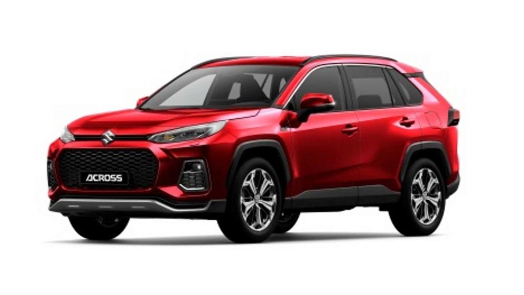2019 - [Toyota] RAV 4 V - Page 4 Suzuki27