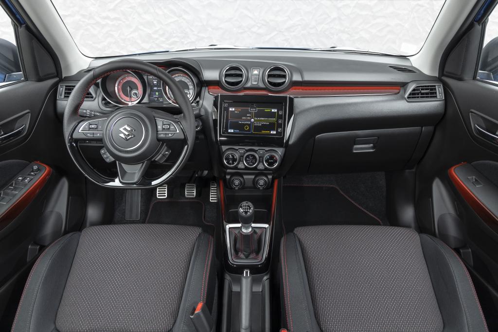 2017 - [Suzuki] Swift III - Page 8 Suzuki41