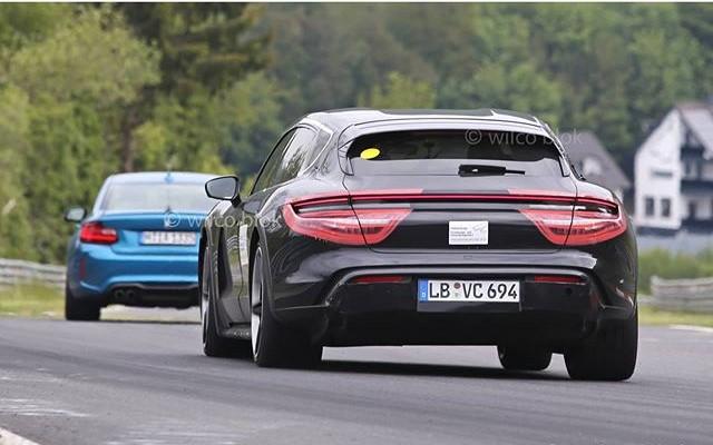 2020 - [Porsche] Taycan Sport Turismo - Page 2 Tay10