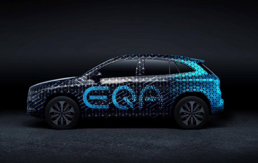 2020 - [Mercedes-Benz] EQ A - Page 2 Teaser10