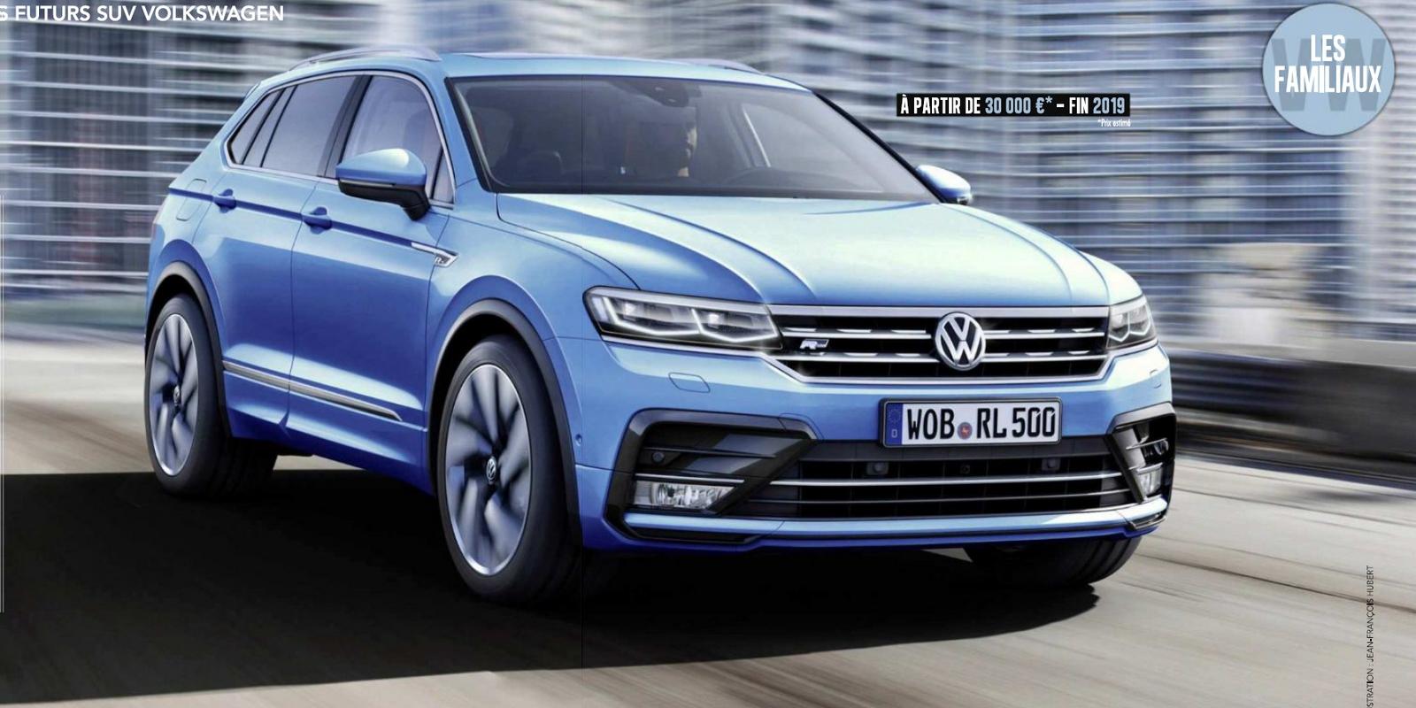 2020 - [Volkswagen] Tiguan X Tiguan10