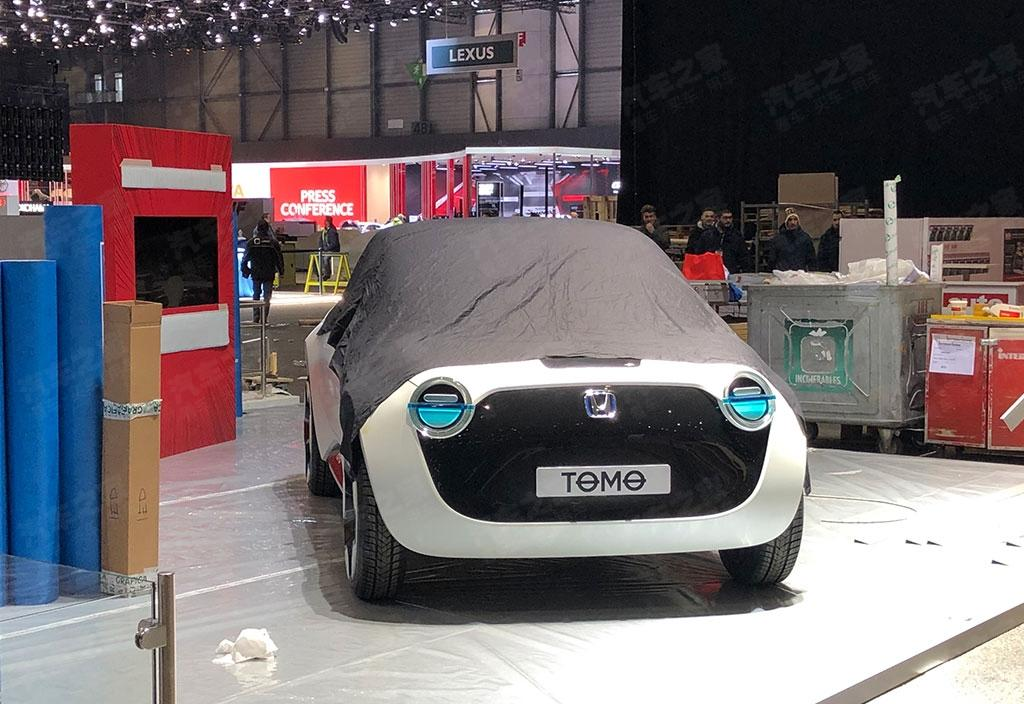 2019 - [Honda] Tomo Concept (Geneve) Tomo11