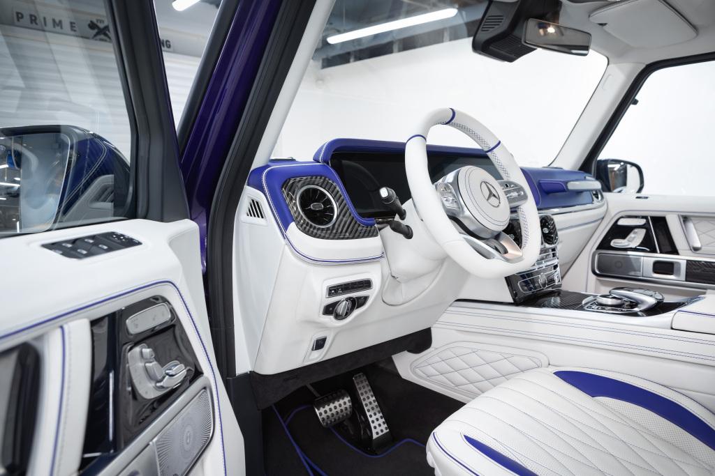 2017 - [Mercedes-Benz] Classe G II - Page 9 Topcar27