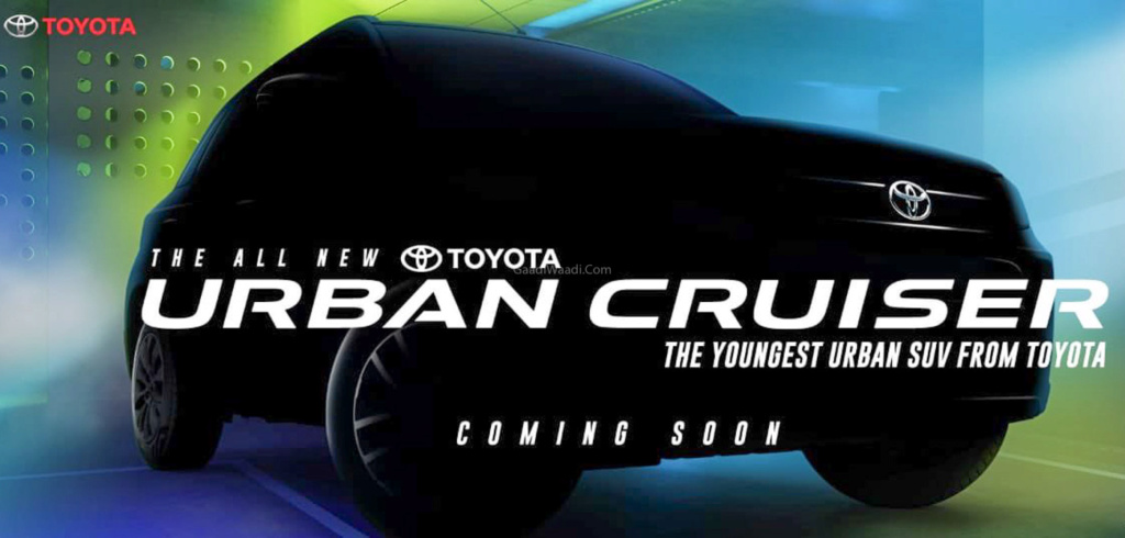 2021 - [Toyota] Urban Cruiser II Toyot159
