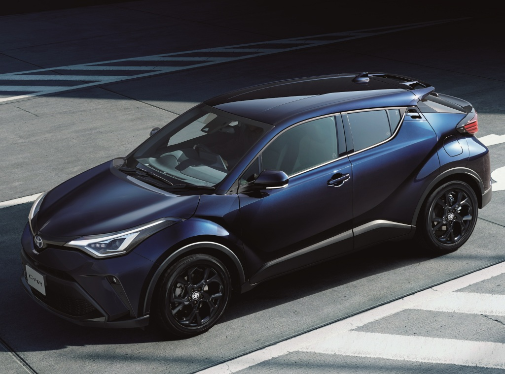 2016 - [Toyota] C-HR - Page 11 Toyot172
