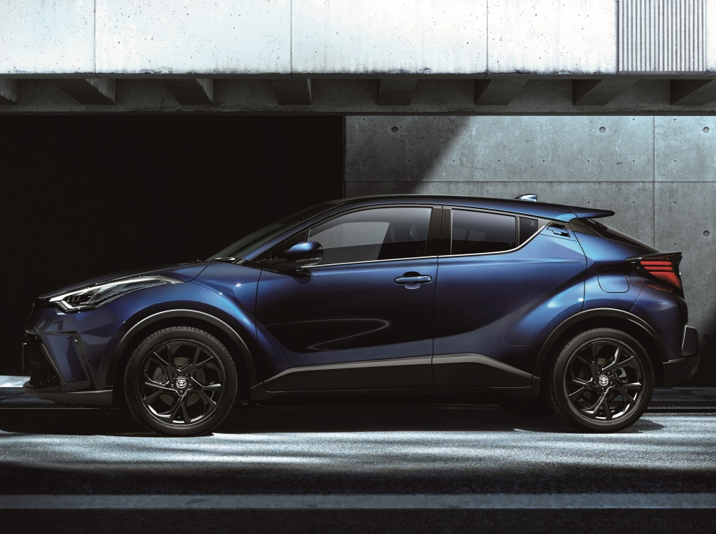 2016 - [Toyota] C-HR - Page 11 Toyot173