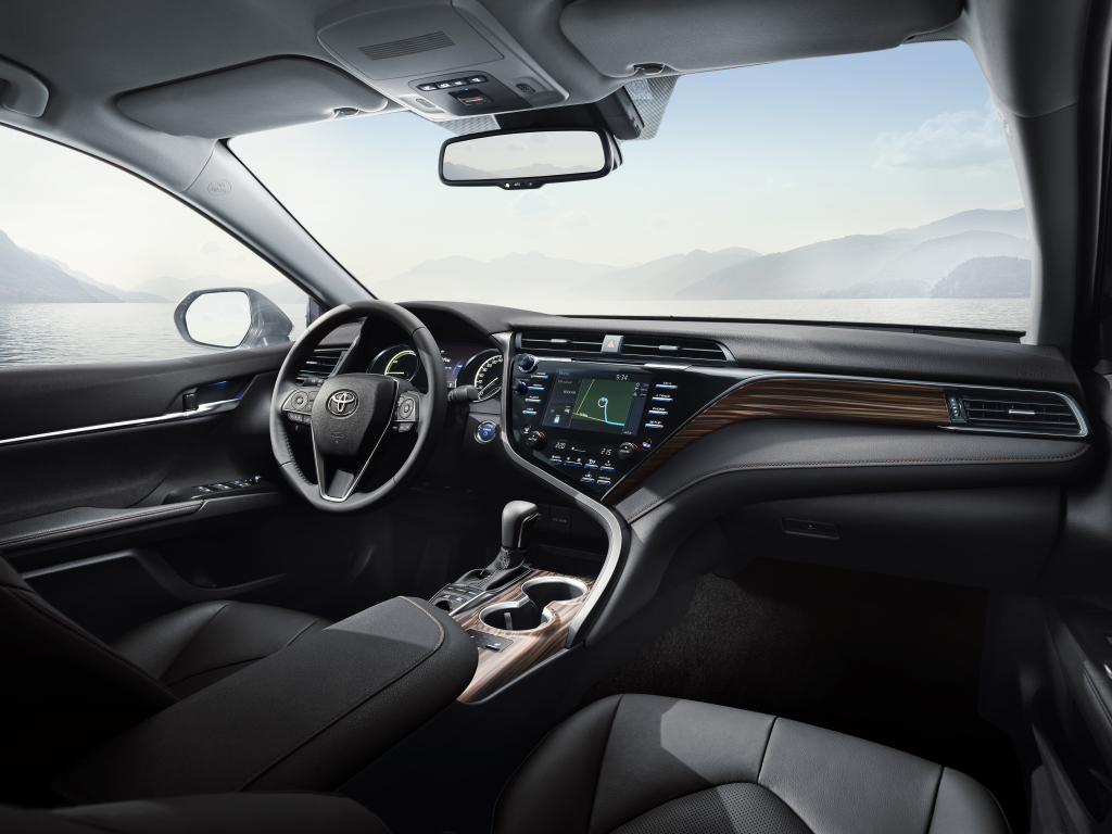 2018 - [Toyota] Camry - Page 3 Toyota16