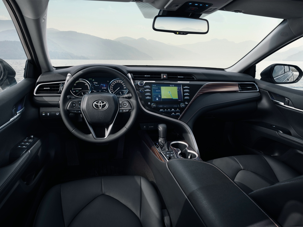 2018 - [Toyota] Camry - Page 3 Toyota17