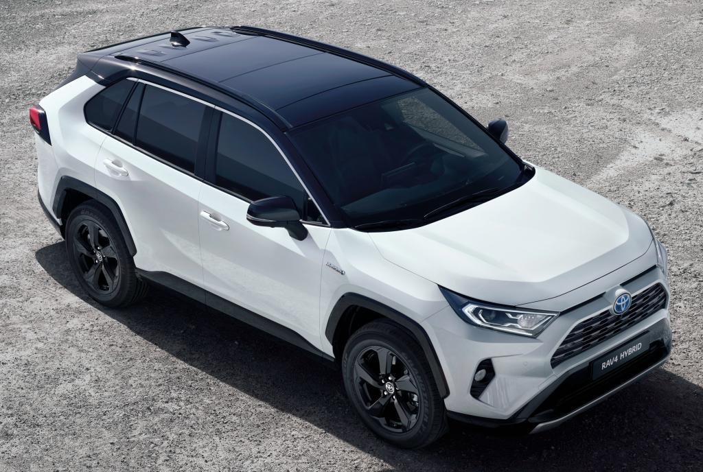 2019 - [Toyota] RAV 4 V - Page 2 Toyota20
