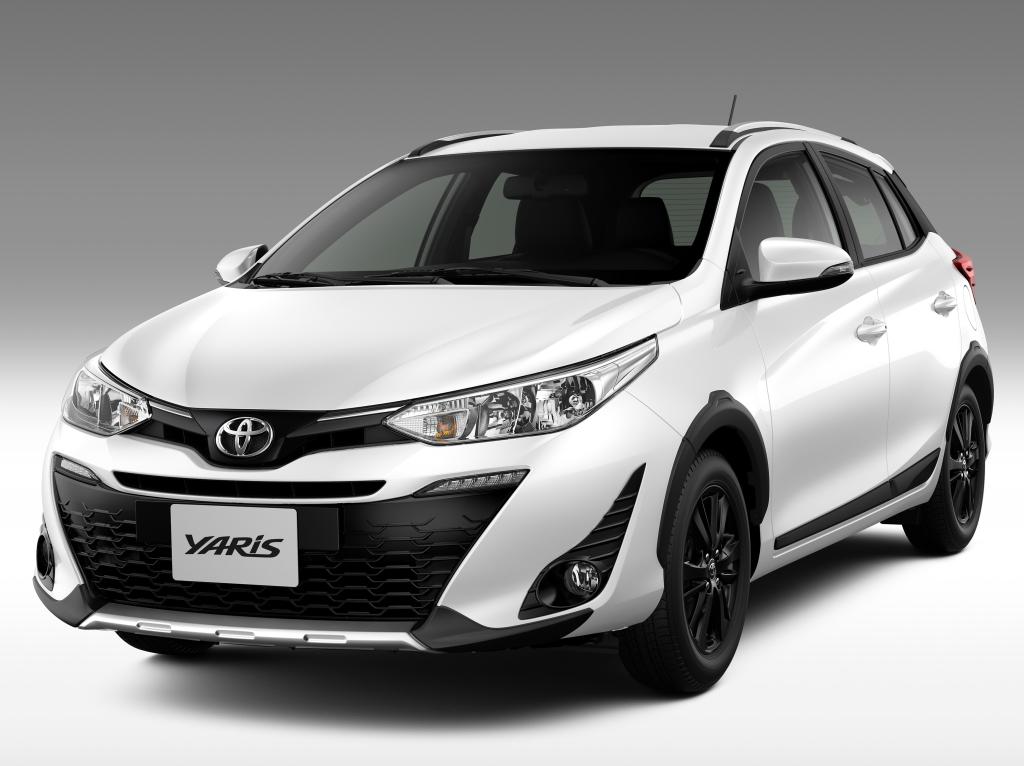 2013 - [Toyota] Yaris (Asie) - Page 2 Toyota34