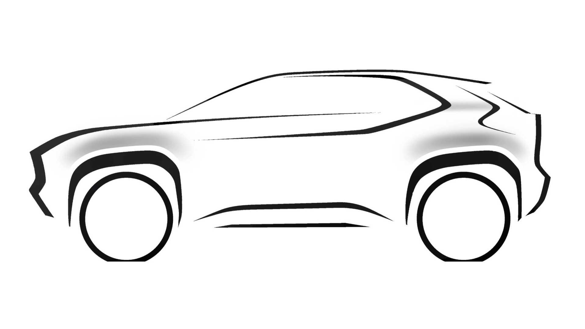 2020 - [Toyota] Yaris SUV Toyota63