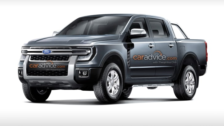 2021 - [Ford] Ranger U4cpj110